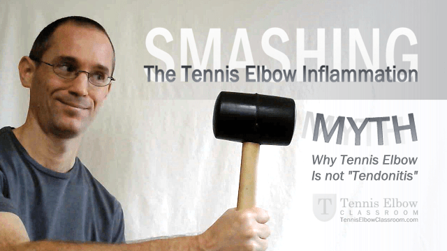 What Is Tennis Elbow? Inflammation?