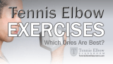 Graphic: Best Exercises for Tennis Elbow