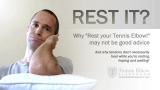 How Important Is Rest In Treating Tennis Elbow?