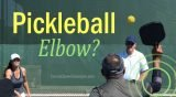 Pickleball Elbow