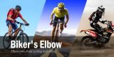 Road, mountain and other biking-related elbow pain